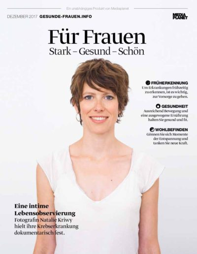 Corporate Publishing Frauengesundheit Twelve Media